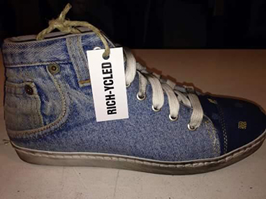 Sneakers Jeans